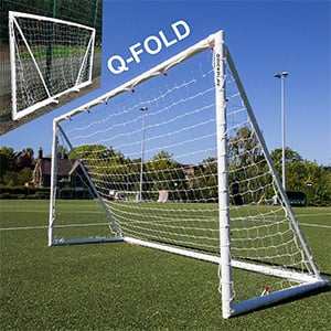 Quick Play Q-Fold - The 30 Second Folding Soccer Goal