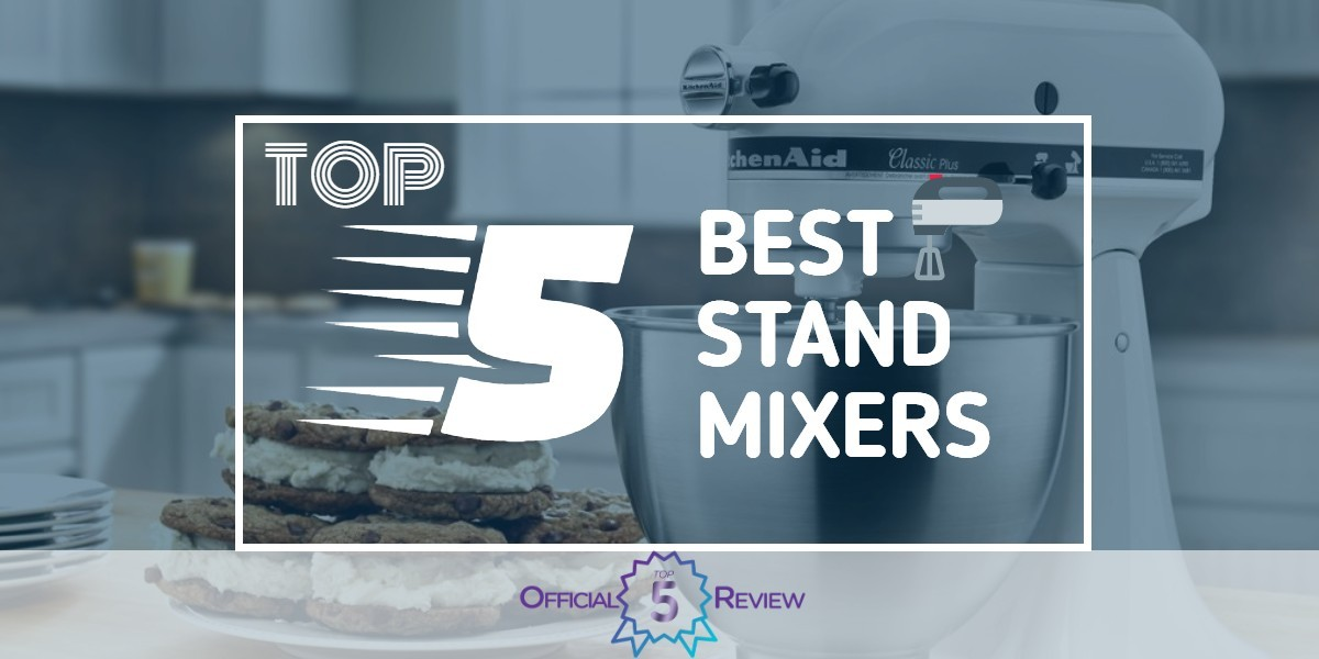 Stand Mixers - Featured Image