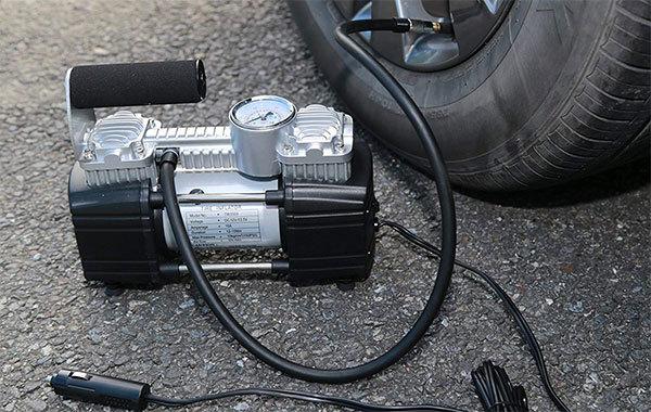 TIREWELL 12V Tire Inflator