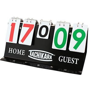 Tachikara Porta-Score Flip Scoreboard