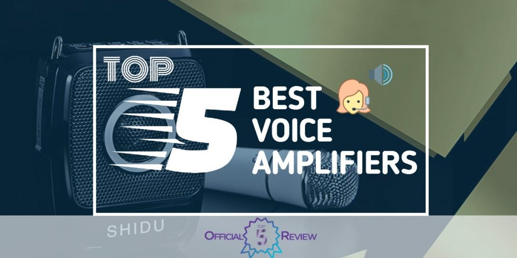 Voice Amplifiers - Featured Image