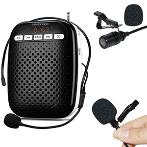 WinBridge Portable Rechargeable Voice Amplifier