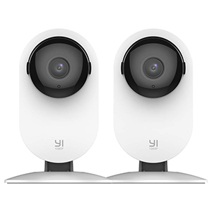 YI Home Camera 1080p Wireless IP Security System