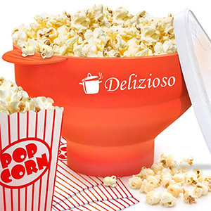 Delizioso the Original Microwave Popper