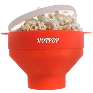 HOTPOP Microwave Popcorn Popper