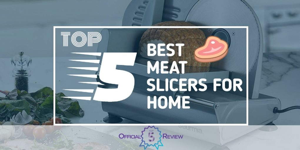 Meat Slicers For Home - Featured Image