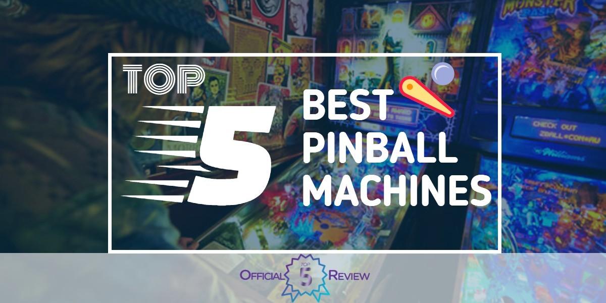 Pinball Machines - Featured Image