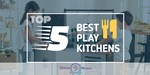 Play Kitchens - Featured Image