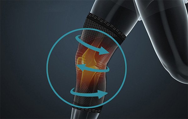 PowerLix Compression Knee Sleeve