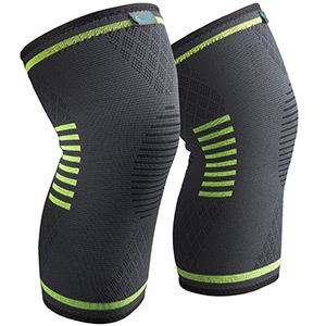 Sable Knee Brace 2 Pack Compression Sleeve