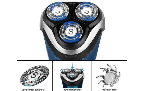 SweetLF 3D IPX7 Electric Shaver