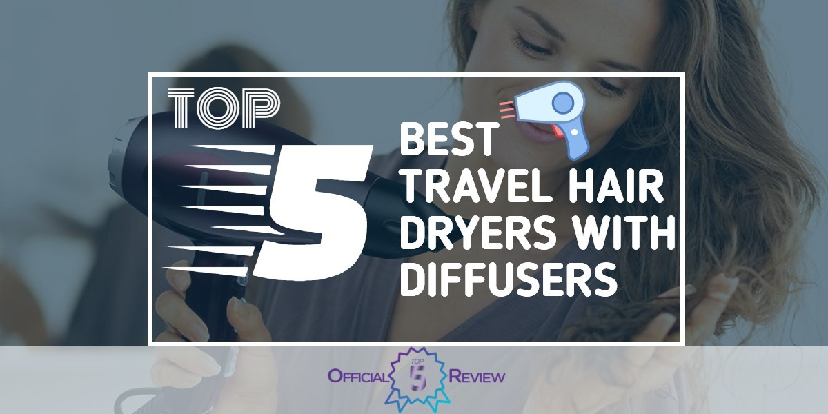 Travel Hair Dryers with Diffusers - Featured Image