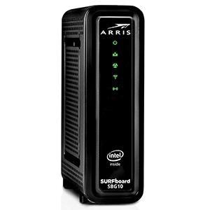 ARRIS Surfboard SBG10 AC1600 Dual Band Wi-Fi Router