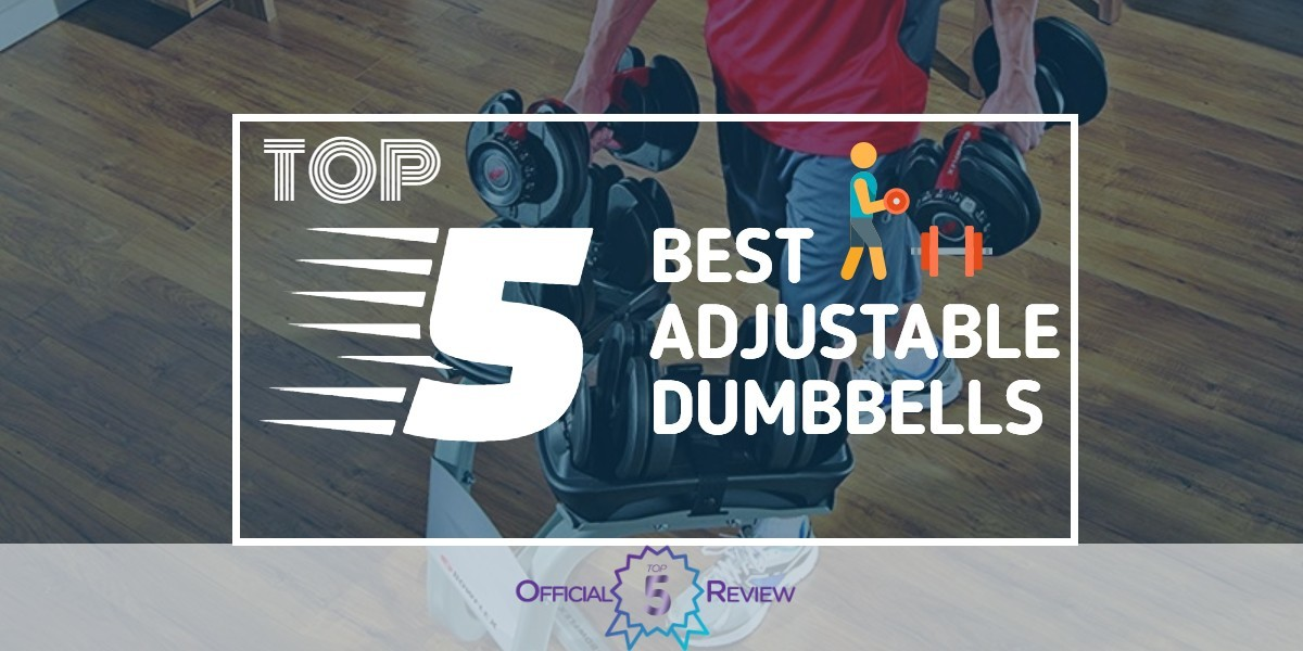 Adjustable Dumbbells - Featured Image