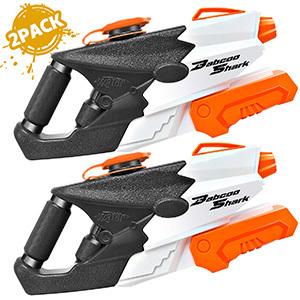 BABCOO 2 Pack Squirt Guns