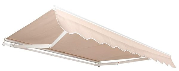 BCP Retractable Patio Sun Shade Awning Cover