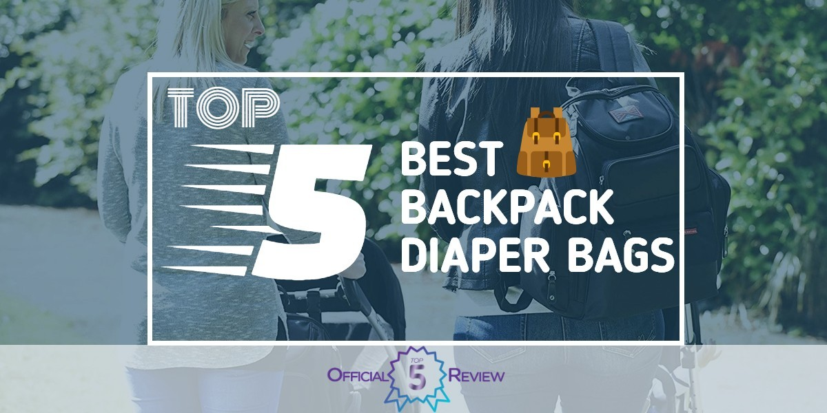 Backpack Diaper Bags - Featured Image