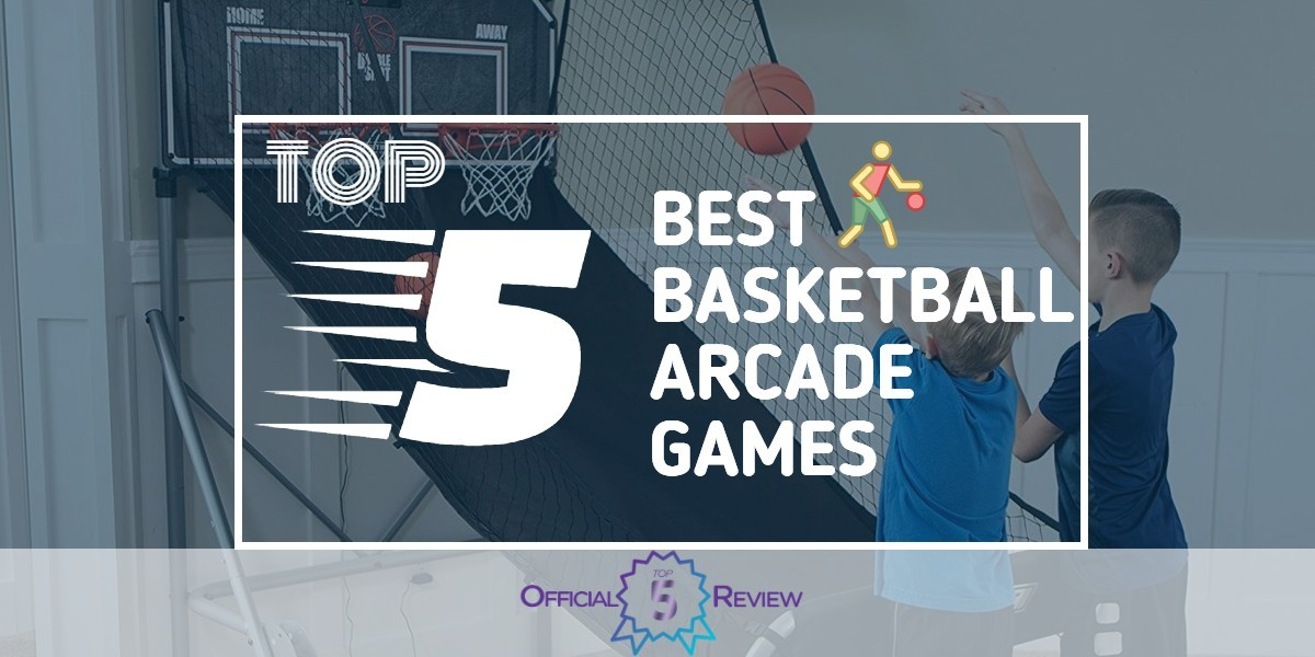 Basketball Arcade Games - Featured Image