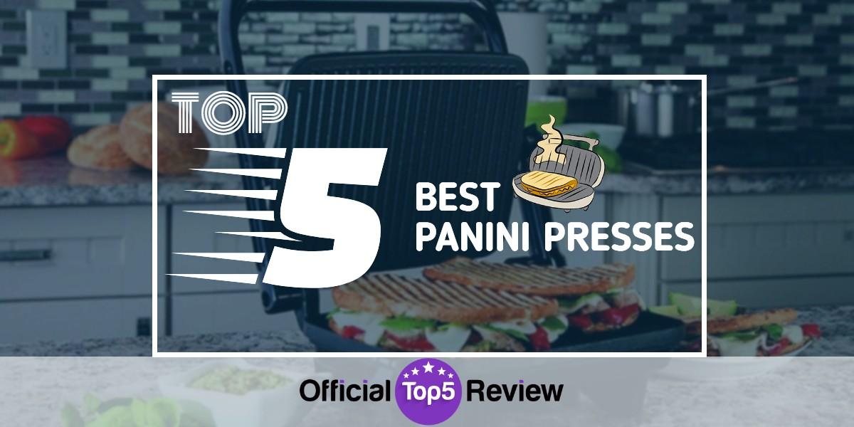 Panini Presses - Featured Image