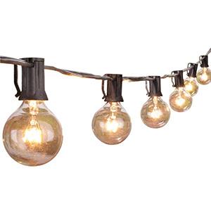 Brightown G40 Globe String Lights