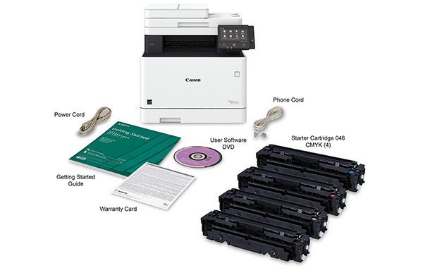 Canon Color imageCLASS MF733Cdw Printer