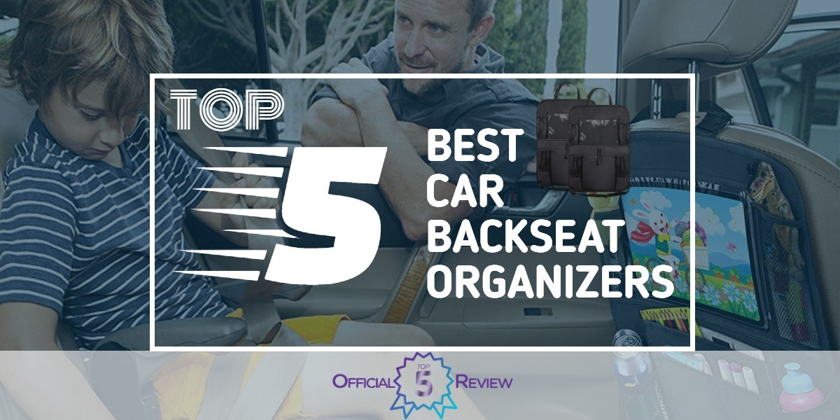 Car Backseat Organizers - Featured Image