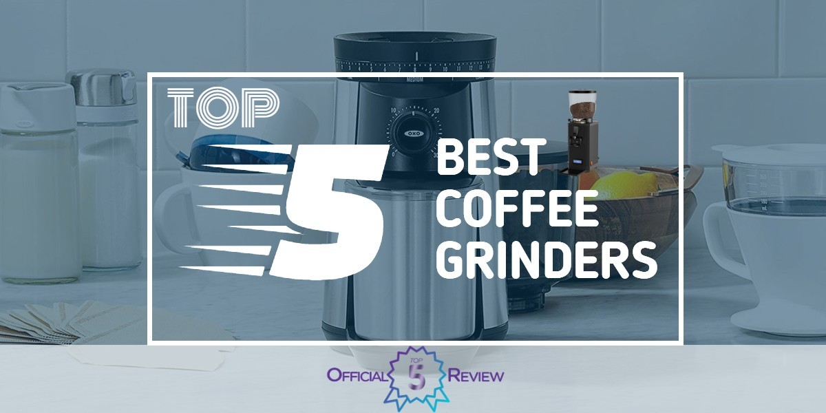 Coffee Grinders - Featured Image