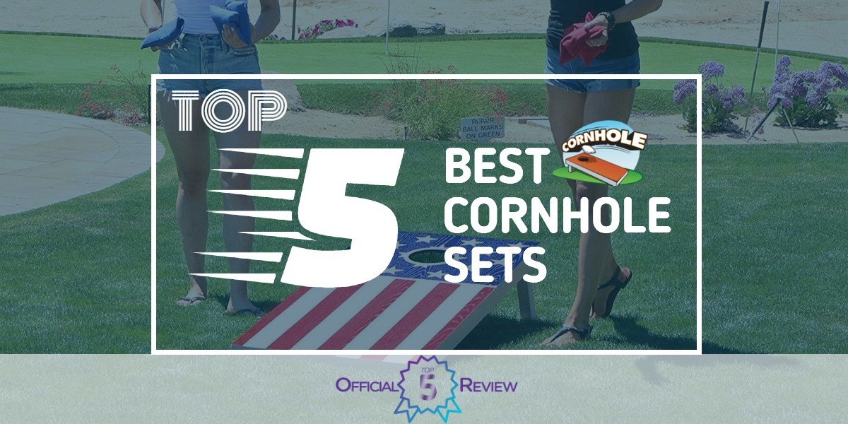 Cornhole Sets - Featured Image