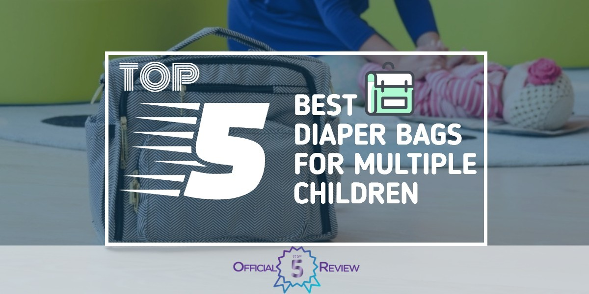 Diaper Bags For Multiple Children - Featured Image