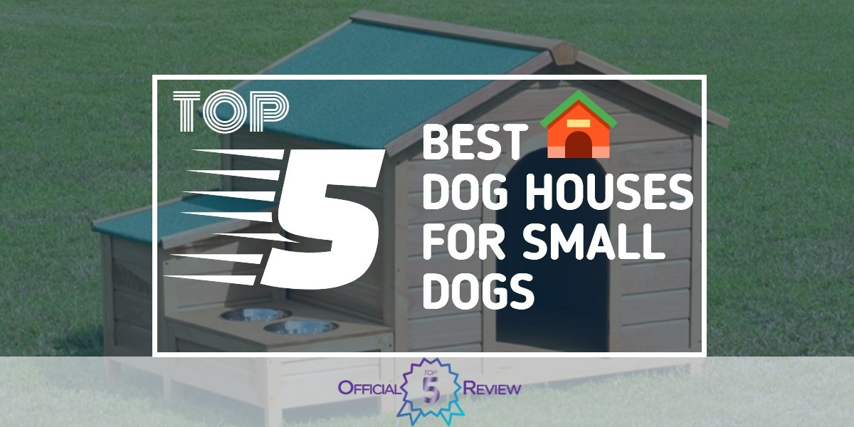 Dog Houses for Small Dogs - Featured Image