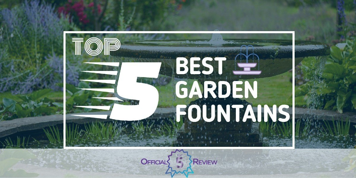 Garden Fountains - Featured Image