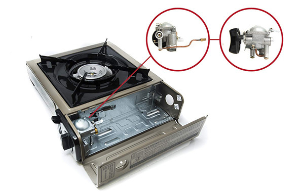 Gas ONE New GS-3400P Gas Stove
