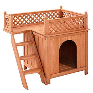 Giantex Wooden Dog Room Shelter