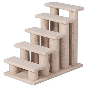 "Good Life 25"" 4 or 5 Steps Pet Stairs"