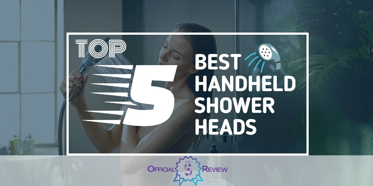 Handheld Shower Heads - Featured Image