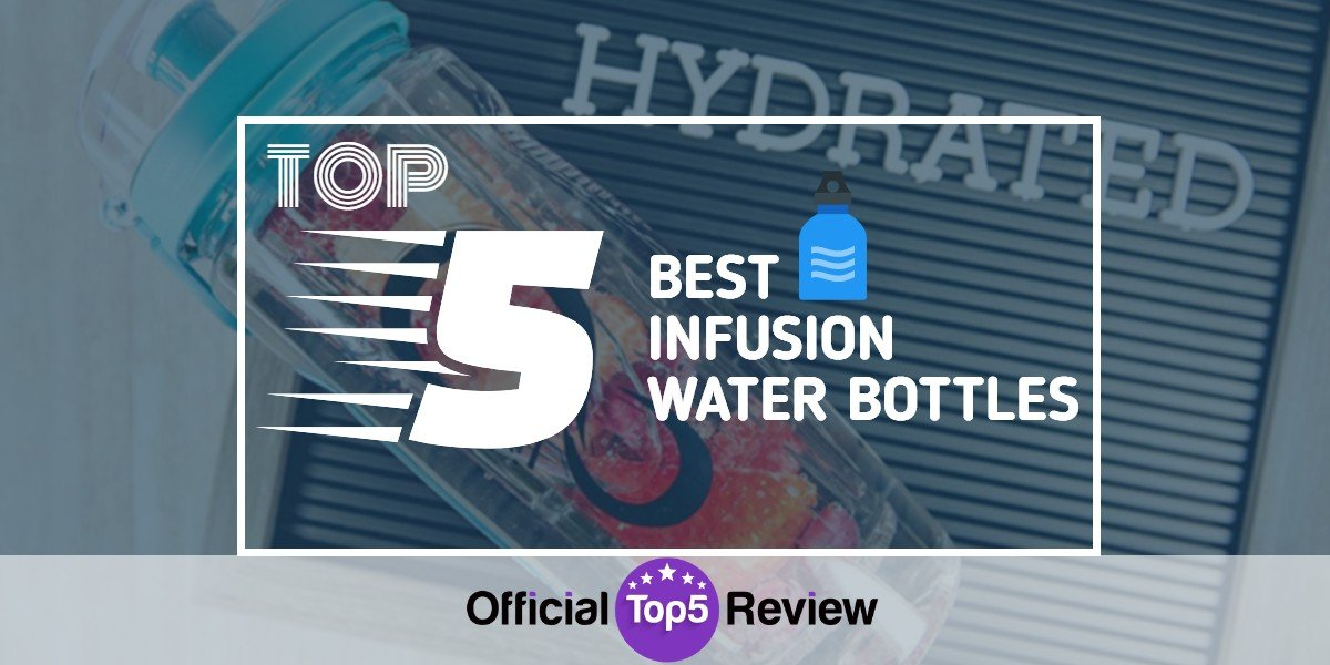 Infusion Water Bottles - Featured Image