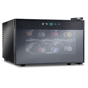 Ivation Countertop Thermoelectric Wine Cooler/Chiller