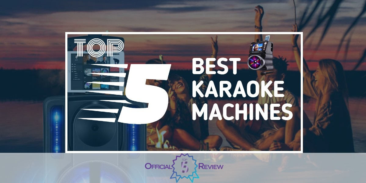 Karaoke Machines - Featured Image