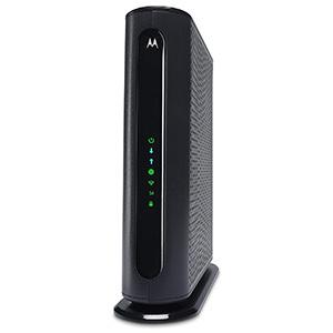 MOTOROLA MG7550 AC1900 Dual Band WiFi Gigabit Router
