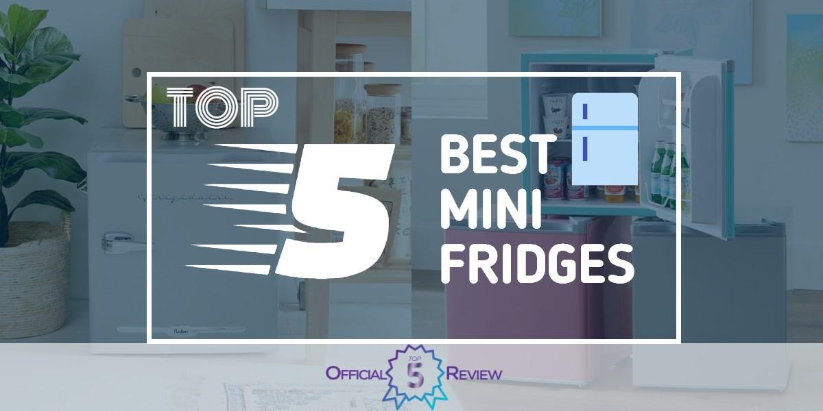 Mini Fridges - Featured Image