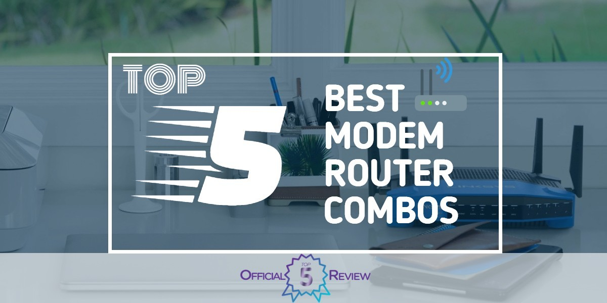 Modem Router Combos - Featured Image