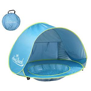 Monobeach Baby Beach Tent Pop Up