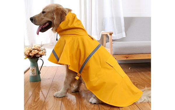 NACOCO Adjustable Dog Raincoat