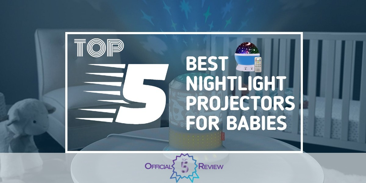 Nightlight Projectors for Babies - Featured Image