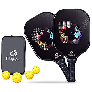 Niupipo Pickleball Paddles Set