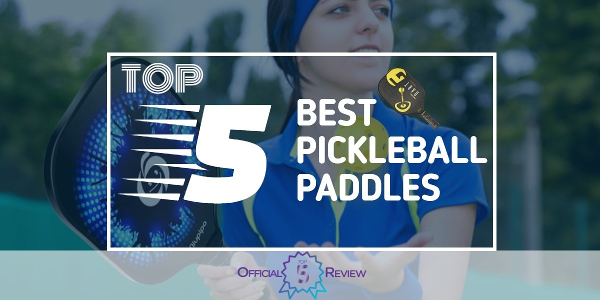 Pickleball Paddles - Featured Image
