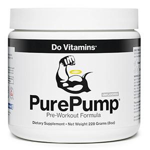PurePump by DoVitamins