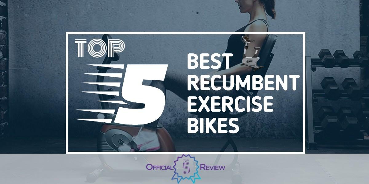 Recumbent Exercise Bikes - Featured Image