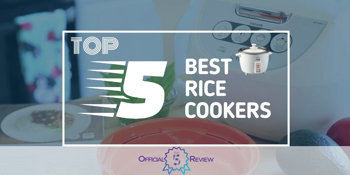 Rice Cookers - Featured Image