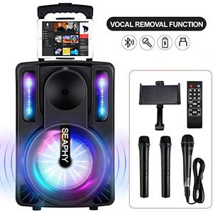 SEAPHY Karaoke Machine